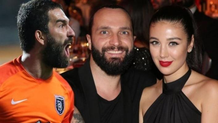 Arda Turan ve şarkıcı Berkay hakim karşısında