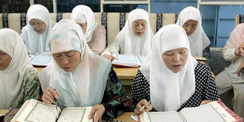 """Çin Sincan'da """"Ülkeye uygun"""" Müslüman yetiştirmek istiyor"""