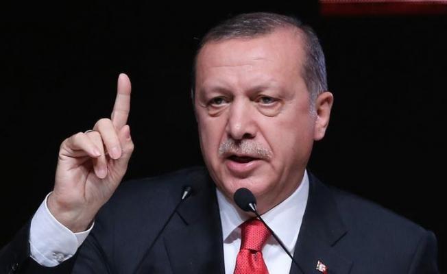 Erdoğan'dan oyuncu Deniz Çakır'a sert sözler