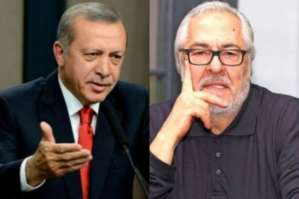 Rutkay Aziz'den Erdoğan'a yanıt