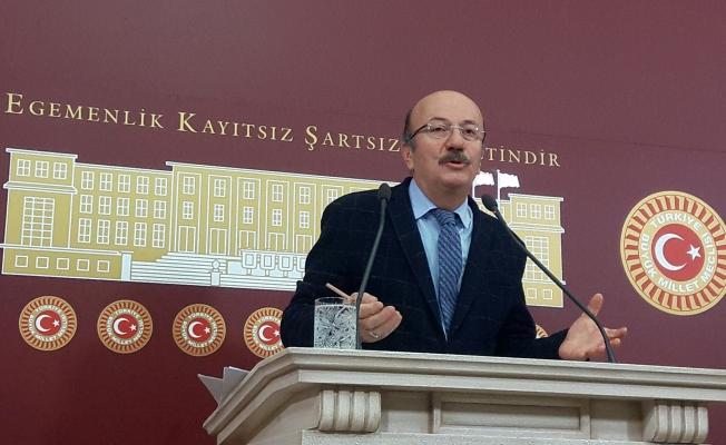 """Bekaroğlu: """"Türkiye'nin beka sorunu Erdoğan ile Bahçeli'dir!"""""""