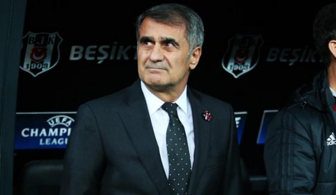 """""""Beşiktaş'ta Şenol Güneş son maçına çıkacak"""" iddiası!"""