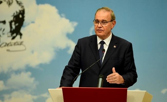 CHP'li Öztrak: Sanayi üretimi çakıldı
