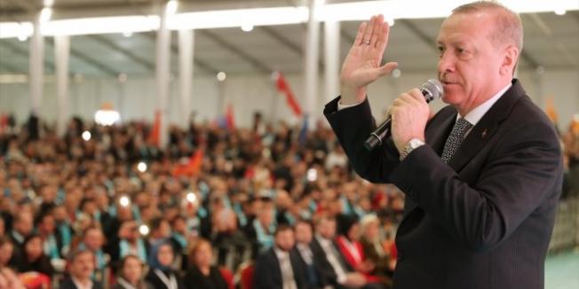 Erdoğan: Temizlik malzemelerine de gireceğiz