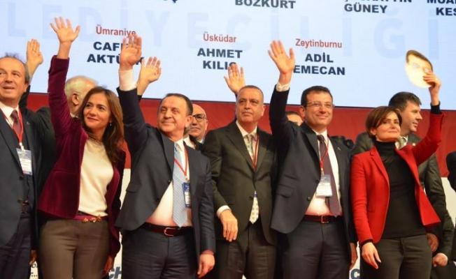 İlgezdi'nin Tribün Desteğine Klılıçdaroğlu ve İmamoğlu'dan Destek Geldi!