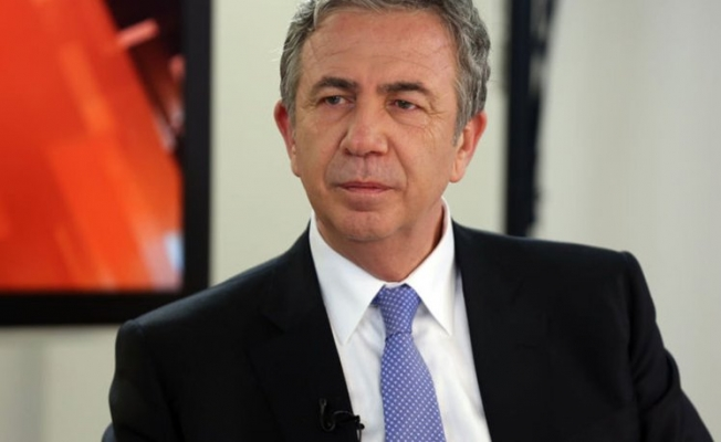 "MANSUR YAVAŞ: ""ANKARA DEĞİŞİME İNANMIŞ"""