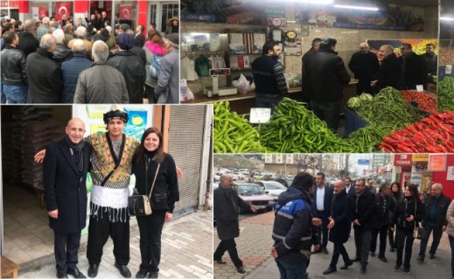 Öztunç, Kahramanmaraş'ın Düşman İşgalinden Kurtuluşunun 99. Yılında 12 Şubat Sokaklarında
