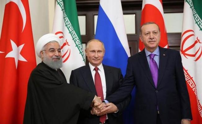 """Rus basını: """"Galiba Erdoğan bile Suriye'deki sorunun çözülmesini istiyor"""""""