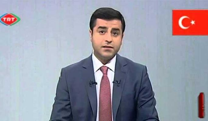 TRT, Selahattin Demirtaş videosunu kaldırttı