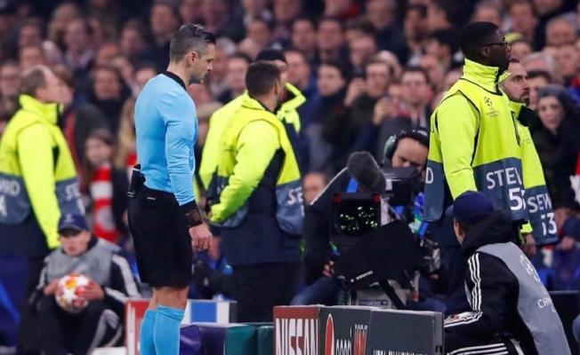 UEFA Ajax'ın golünün VAR'la neden iptal edildiğini açıkladı