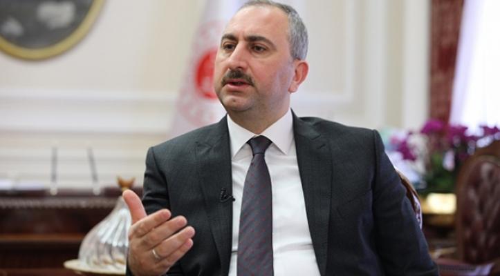 Bakan Gül'den AP'nin Türkiye raporuna tepki