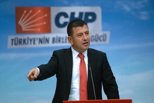 CHP'li Ağbaba'dan İşsizlik Açıklaması