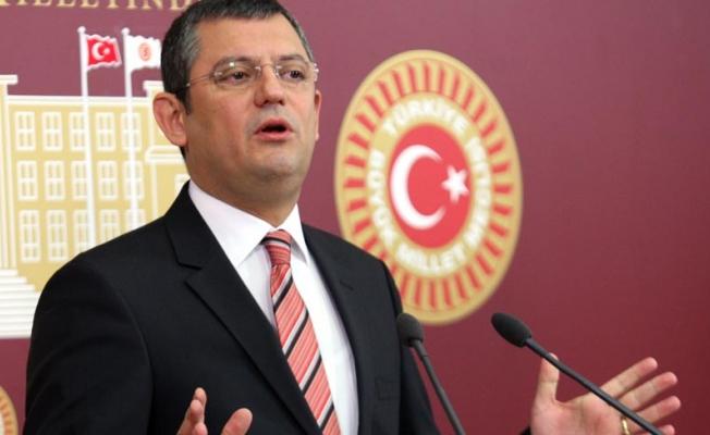 CHP'li Özel'den 18 Mart mesajı