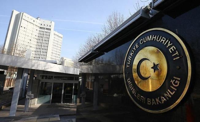 Dışişleri Bakanlığı'ndan Çekya Cumhurbaşkanı'na sert tepki