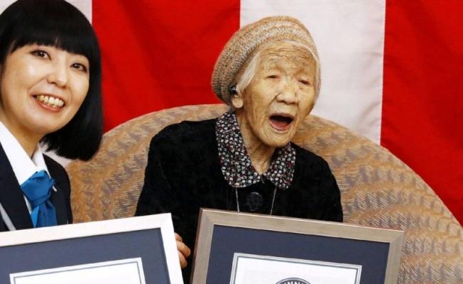 Dünyanın en yaşlı insanı seçildi