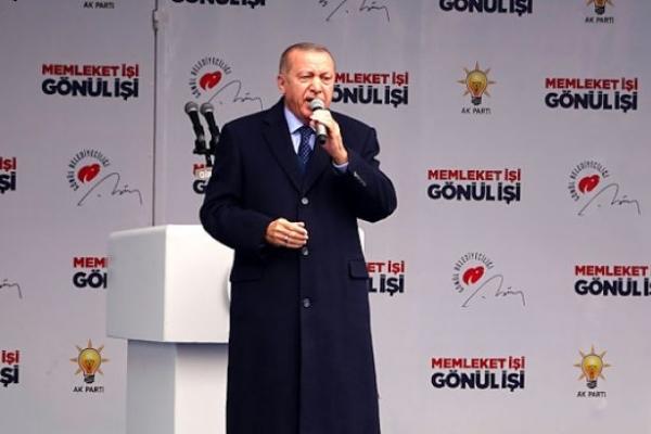 """""""Erdoğan Şırnak'a doğalgaz getirdik' dedi, Şırnaklılar öyle şaşırdı ki..."""""""