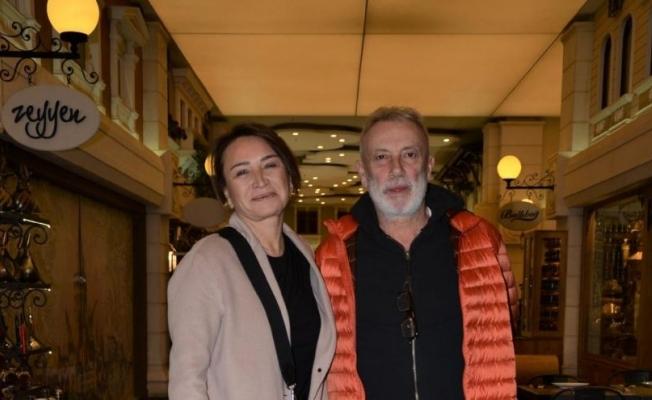 Eşi Zafer Çika'yı trafik kazasında kaybeden Demet Akbağ'dan ilk mesaj