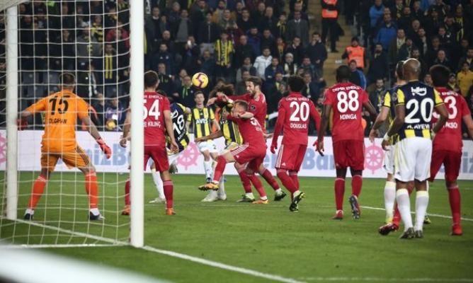 Fenerbahçe'den bir geri dönüş daha!