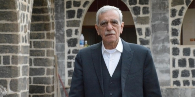 HDP'nin Mardin adayı Ahmet Türk: Fren görevi görüyoruz