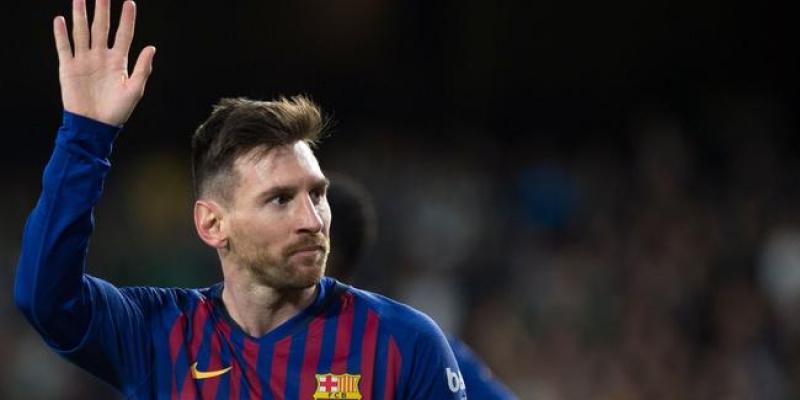 Messi Real Betis'i tek başına bitirdi