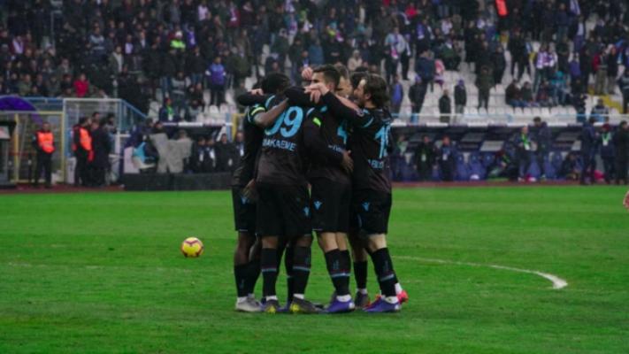 Nwakaeme attı, Trabzonspor kazandı