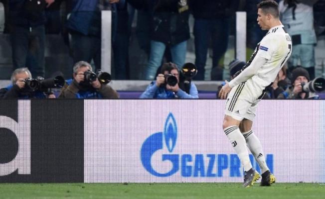 UEFA, Cristiano Ronaldo'nun gol sevinci için soruşturma başlattı