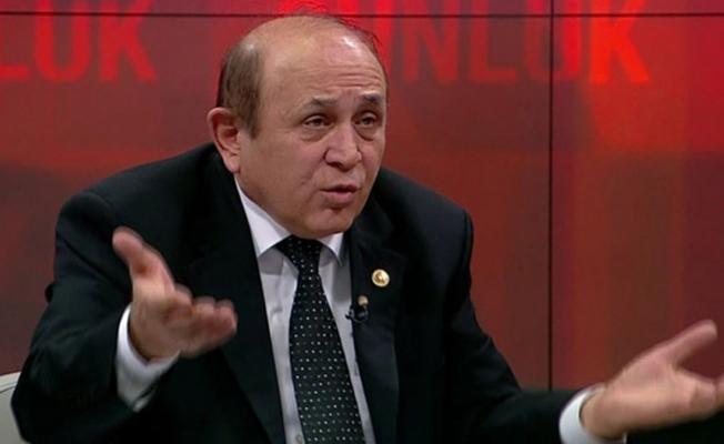 AKP'li Burhan Kuzu'dan İstanbul seçimi için tuhaf denklem
