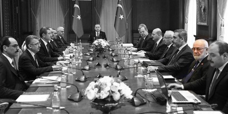 """""""Cumhurbaşkanlığı Güvenlik ve Dış Politikalar Kurulu üyesi Adnan Tanrıverdi nerede?"""""""