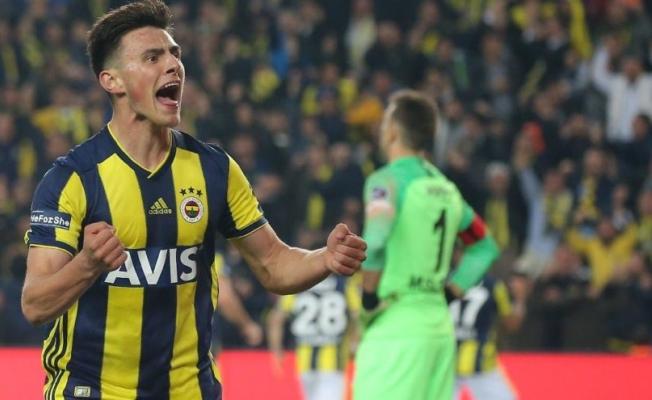 Eljif Elmas'tan Galatasaray'a Kadıköy göndermesi!