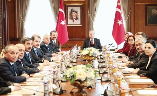 Erdoğan'dan kıdem tazminatı açıklaması