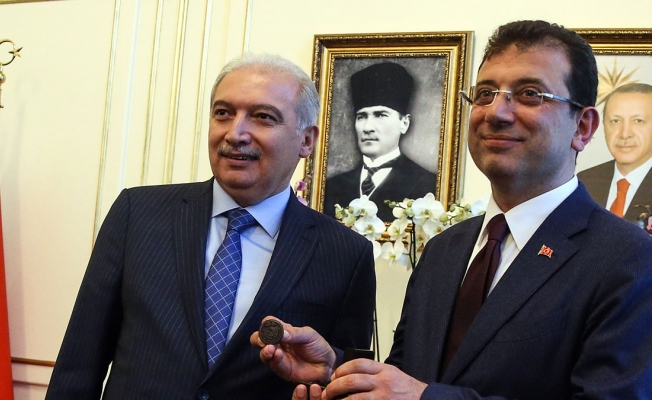 İBB Başkanı Ekrem İmamoğlu görevi resmen devraldı!