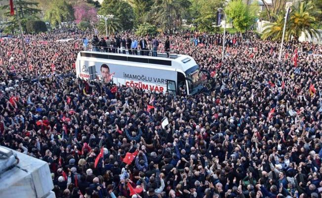 """İBB Başkanı İmamoğlu yurttaşlara seslendi: """"Hep birlikte tekrar Anıtkabir'e gideceğiz!"""""""