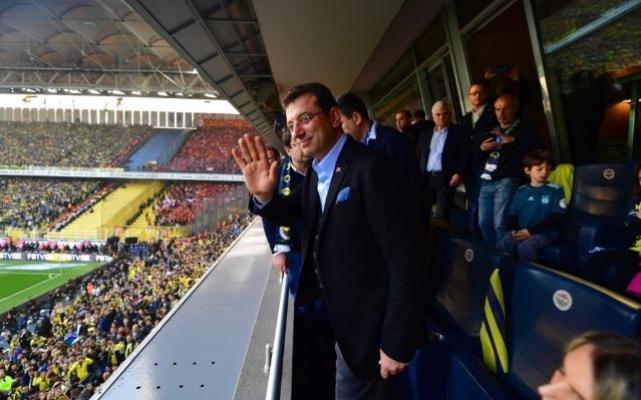 İmamoğlu: Beni maçlara gitmekten alıkoymaya çalışanlar oldu; kulüplere bakandan telefon geldi!