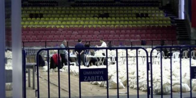 Maltepe'de oy sayımına yeniden başlandı