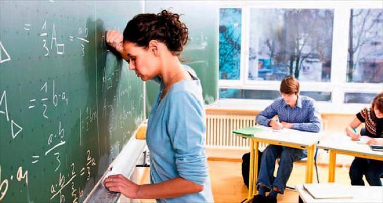Öğrenci de öğretmen de sayısalda sınıfta kaldı