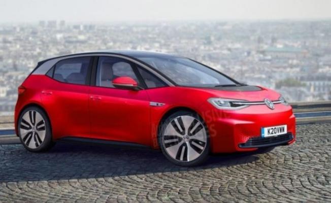 Volkswagen %100 elektrikli hatchback modelinin fiyatını açıkladı