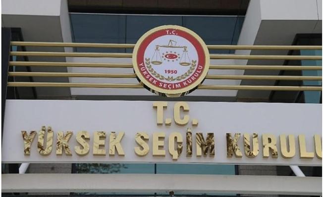 YSK AKP'nin Maltepe başvurusunu reddetti