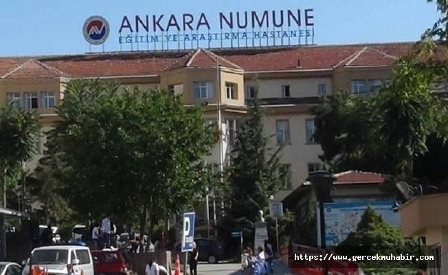 1881 yılında hizmete giren Ankara Numune Eğitim ve Araştırma Hastanesi kapatıldı
