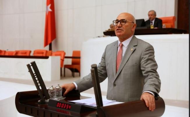 'Binali Yıldırım Temizlikçileri Müşavir Yaptı!' iddiası Meclis gündeminde