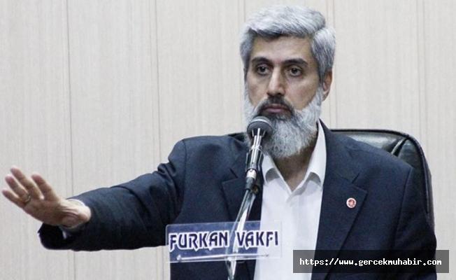CHP'li Ağbaba, Alpaslan Kuytul'la tutuklu bulunduğu Bolu F Tipi Cezaevinde görüştü