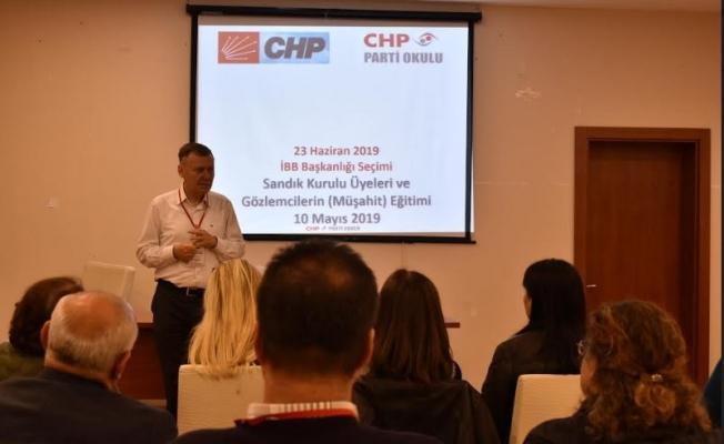 CHP Parti Okulu'ndan İstanbul Seçimlerine Özel Hazırlık