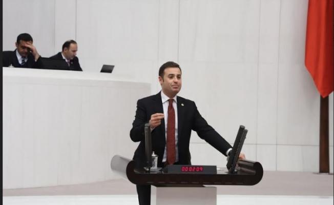 CHP'li Akın: Devlet işsize iş, aşsıza aş bulmalı!