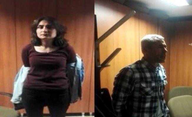 DHKP-C'li olduğu açıklanan iki kişi hakkında 4 gün gözaltı süresi verildi