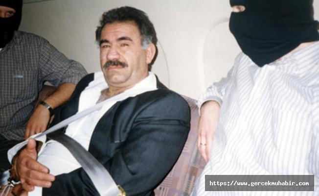 Terör örgütü PKK'nın elebaşı Abdullah Öcalan, açlık grevlerinin bitirilmesini istedi