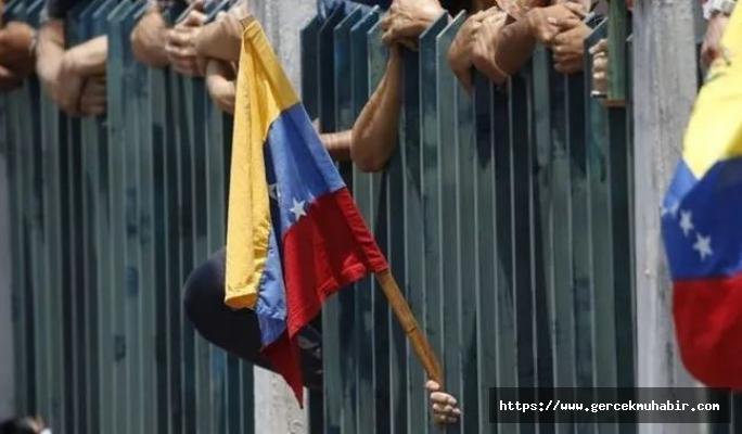 Venezuela'da firar girişimi: En az 29 ölü