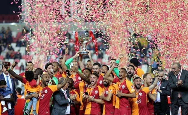 Ziraat Türkiye Kupası Galatasaray'ın