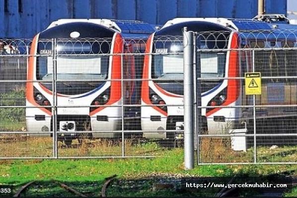 478 milyon euro değerindeki tren setleri sisteme uygun olmadığı için depoya kaldırıldı