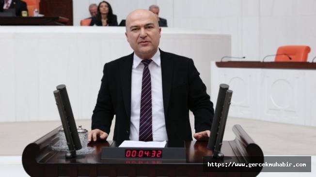 """""""AKP önce Ege Denizi'ndeki adalarımızın hesabını versin"""""""