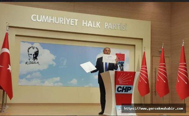 """Yıldırım kaya: """"AKP'ye tasdikname veriyoruz"""""""