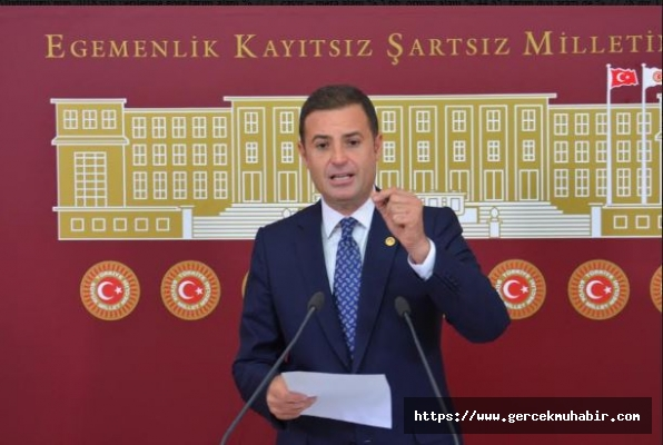 CHP'li Akın: 'Halktan gizlenen bilgiler mi var?'